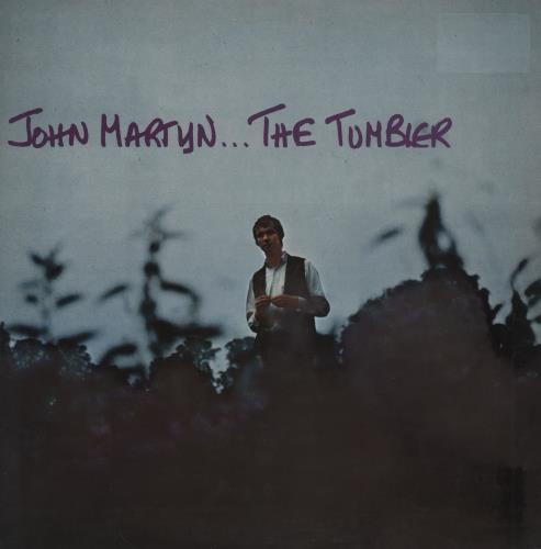 John Martyn The Tumbler - 4th - Factory sample vinyl LP album (LP record) UK JMYLPTH754349