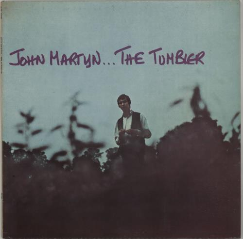John Martyn The Tumbler - 4th vinyl LP album (LP record) Italian JMYLPTH657271