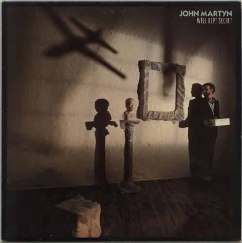 John Martyn Well Kept Secret vinyl LP album (LP record) US JMYLPWE679293