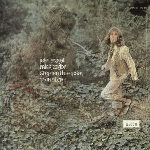John Mayall Blues From Laurel Canyon vinyl LP album (LP record) Dutch JOMLPBL748671