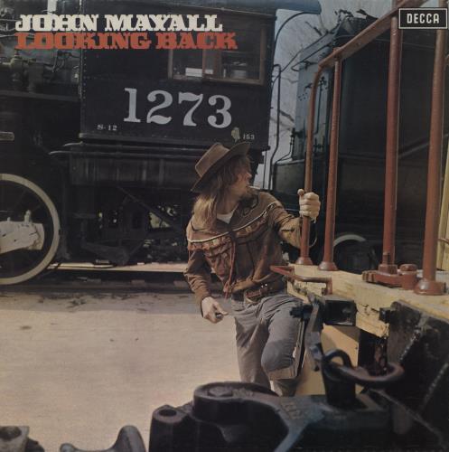 John Mayall Looking Back - 2nd vinyl LP album (LP record) UK JOMLPLO756490
