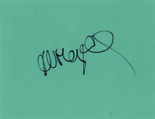 John Mayall Page From An Autograph Book memorabilia UK JOMMMPA603192