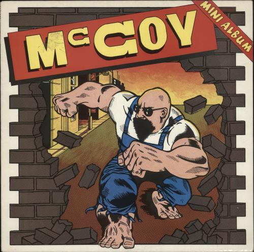 John McCoy McCoy vinyl LP album (LP record) UK KV5LPMC727470