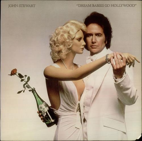 John Stewart Dream Babies Go Hollywood vinyl LP album (LP record) US JSWLPDR543998