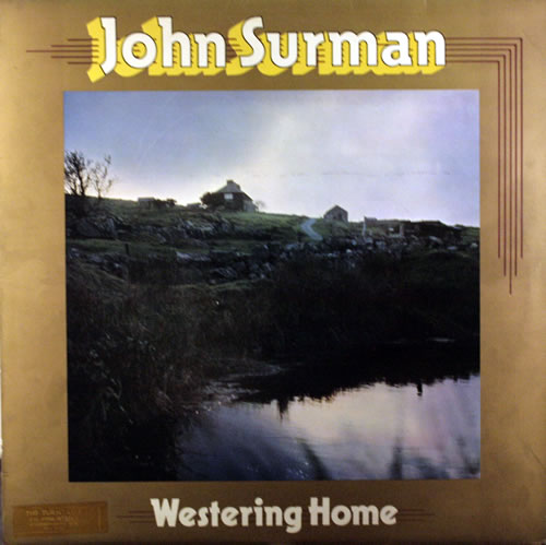 John Surman Westering Home vinyl LP album (LP record) UK JDTLPWE441748