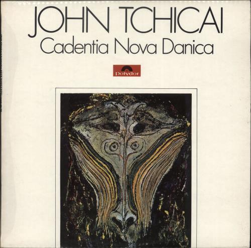 John Tchicai Cadentia Nova Danica vinyl LP album (LP record) UK QXYLPCA702920