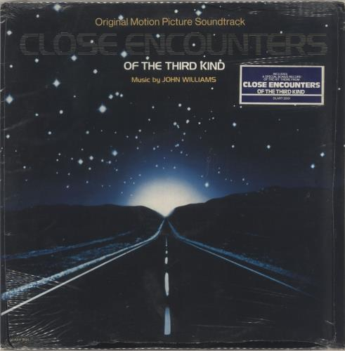 "John Williams (Composer) Close Encounters Of The Third Kind + 7"" - Sealed vinyl LP album (LP record) UK WIALPCL745559"