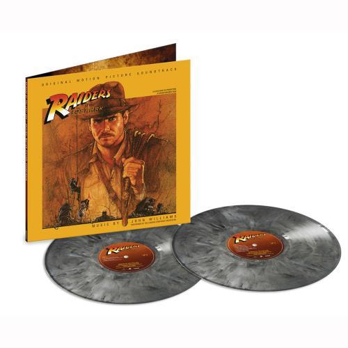 John Williams (Composer) Raiders Of The Lost Ark - 180gram Boulder Vinyl - Sealed 2-LP vinyl record set (Double Album) UK WIA2LRA736236