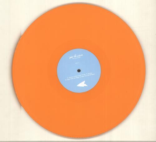 Joie De Vivre The North End - Halloween Orange vinyl vinyl LP album (LP record) US QQ9LPTH693476