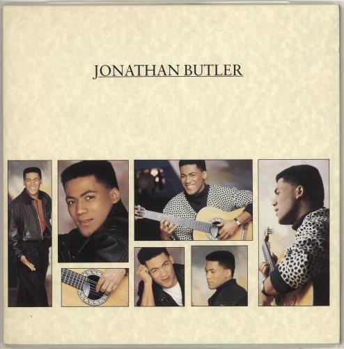 Jonathan Butler Jonathan Butler 2-LP vinyl record set (Double Album) UK JBT2LJO302333