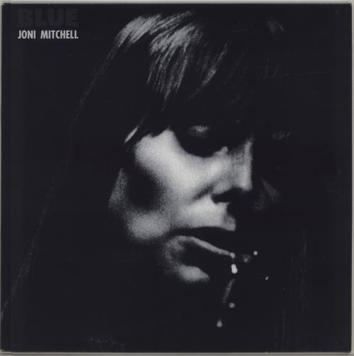 Joni Mitchell Blue - 180gm vinyl LP album (LP record) US JNILPBL522641