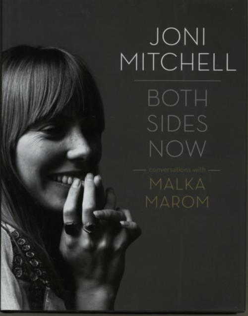 Joni Mitchell Both Sides Now book UK JNIBKBO620844
