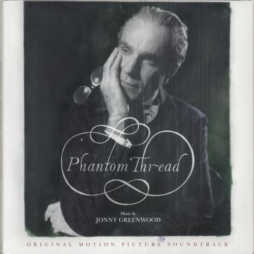Jonny Greenwood Phantom Thread - 140gram Vinyl - Sealed 2-LP vinyl record set (Double Album) UK JOR2LPH694789