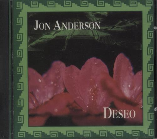 Jon Anderson Deseo - BMG Special Products CD album (CDLP) US JONCDDE748955