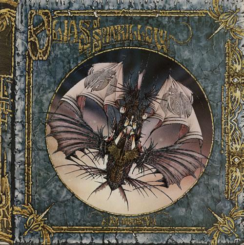 Jon Anderson Olias Of Sunhillow + Inner vinyl LP album (LP record) UK JONLPOL578385