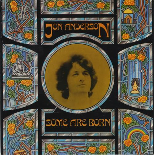 "Jon Anderson Some Are Born 7"" vinyl single (7 inch record) UK JON07SO56410"
