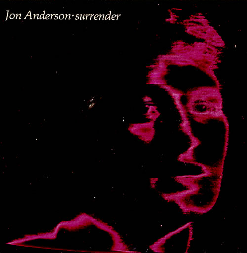 "Jon Anderson Surrender 7"" vinyl single (7 inch record) UK JON07SU129864"