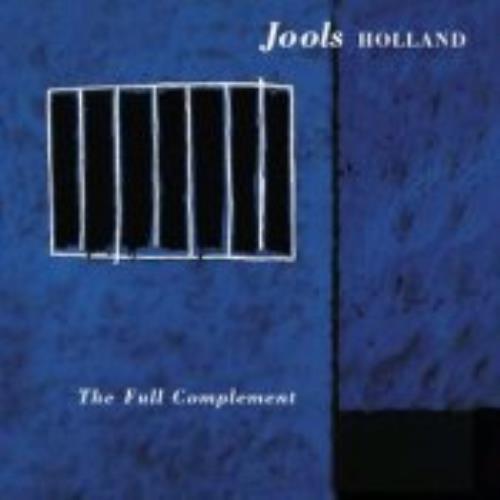 Jools Holland A Full Complement CD album (CDLP) UK JOOCDAF241844