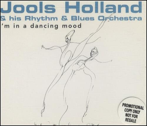 "Jools Holland I'm In A Dancing Mood CD single (CD5 / 5"") UK JOOC5IM156878"