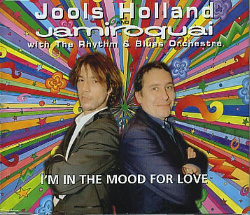 "Jools Holland I'm In The Mood For Love CD single (CD5 / 5"") UK JOOC5IM177191"