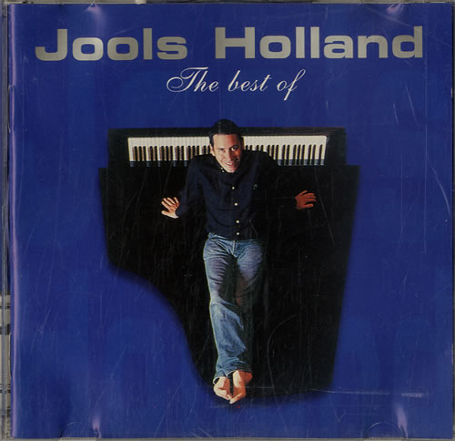 Jools Holland The Best Of CD album (CDLP) UK JOOCDTH191380