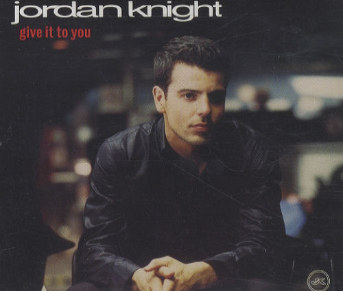 "Jordan Knight Give It To You CD single (CD5 / 5"") UK JDKC5GI147051"