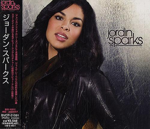 Jordin Sparks Jordin Sparks CD album (CDLP) Japanese JRICDJO483706