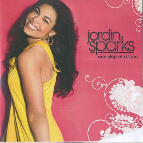 "Jordin Sparks One Step At A Time CD single (CD5 / 5"") UK JRIC5ON566869"