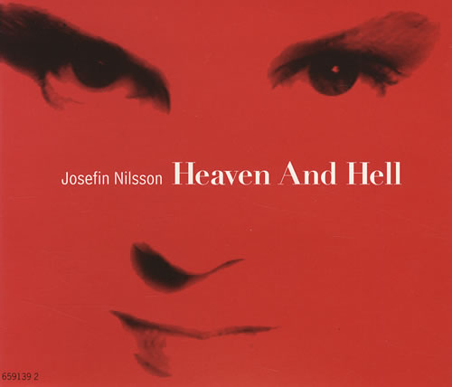 "Josefin Nilsson Heaven And Hell CD single (CD5 / 5"") UK JSFC5HE29514"