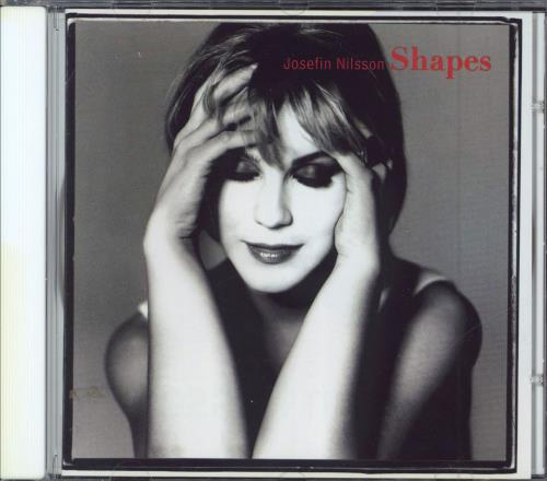 Josefin Nilsson Shapes CD album (CDLP) Swedish JSFCDSH34027