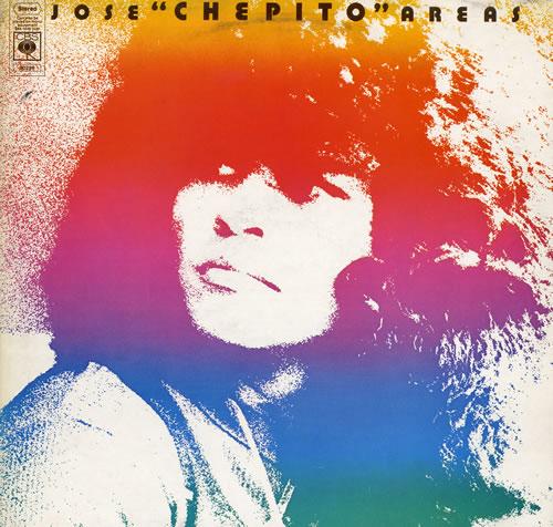 "Jose 'Chepito' Areas Jose ""Chepito"" Areas vinyl LP album (LP record) UK J9SLPJO559465"