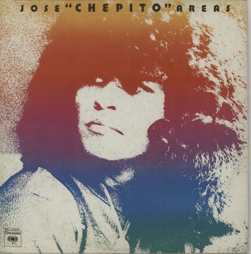 "Jose 'Chepito' Areas Jose ""Chepito"" Areas vinyl LP album (LP record) US J9SLPJO658806"