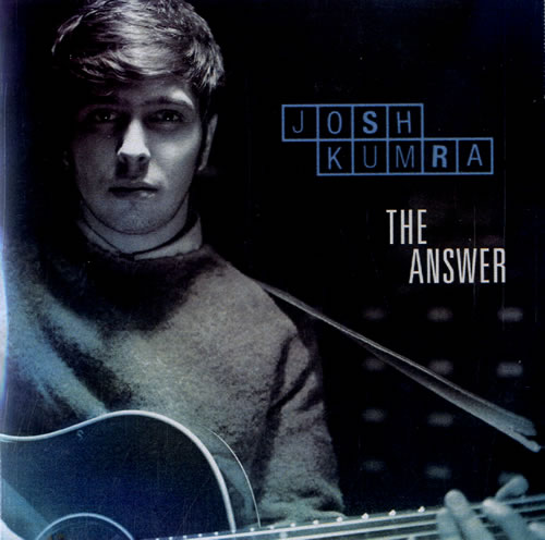 Josh Kumra The Answer CD-R acetate UK KU9CRTH588176