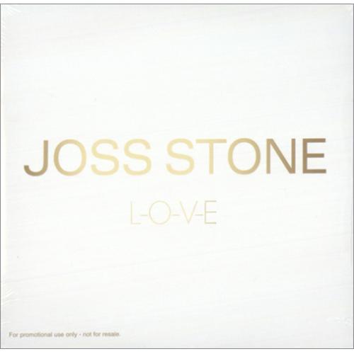 """Joss Stone L-O-V-E CD single (CD5 / 5"""") UK JSEC5LO421479"""
