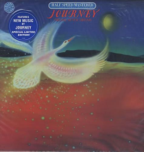 Journey Dream After Dream vinyl LP album (LP record) US JOULPDR93203