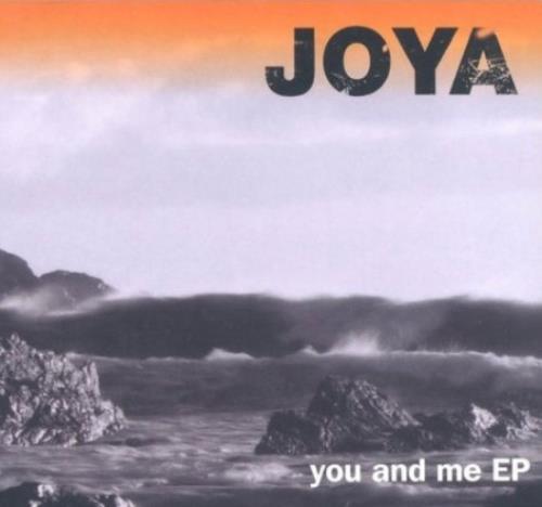 Joya You And Me EP CD-R acetate UK OYJCRYO383831