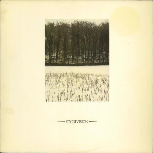 "Joy Division Atmosphere - 2nd 12"" vinyl single (12 inch record / Maxi-single) UK JOY12AT463193"
