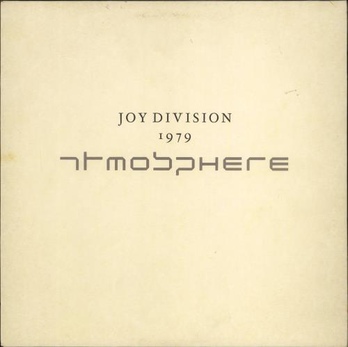 "Joy Division Atmosphere - EX 12"" vinyl single (12 inch record / Maxi-single) UK JOY12AT772655"