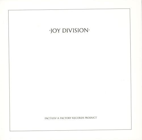 Joy Division Closer - 180gm vinyl LP album (LP record) UK JOYLPCL741338