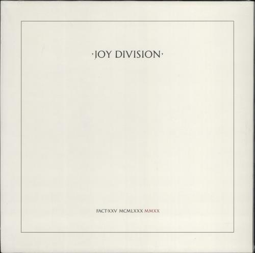 Joy Division Closer - 40th Anniversary Crystal Clear Vinyl vinyl LP album (LP record) UK JOYLPCL771784