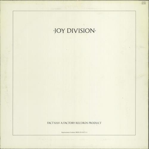Joy Division Closer - EX vinyl LP album (LP record) French JOYLPCL773475