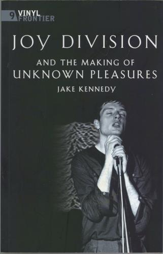 Joy Division Joy Division And The Making Of Unknown Pleasures book UK JOYBKJO770860