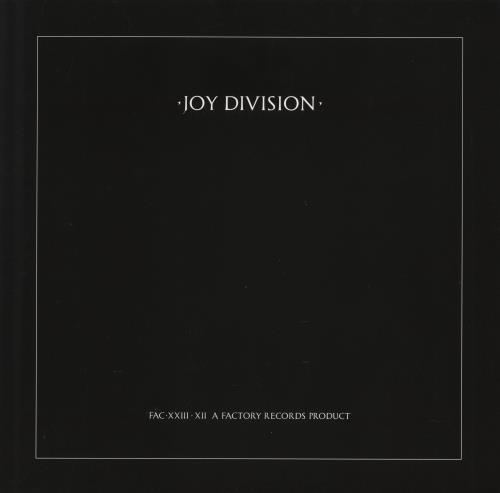 "Joy Division Love Will Tear Us Apart - 180gm 12"" vinyl single (12 inch record / Maxi-single) UK JOY12LO773803"