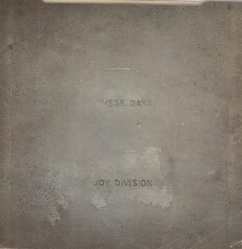 "Joy Division Love Will Tear Us Apart - 1st - VG 7"" vinyl single (7 inch record) UK JOY07LO679998"