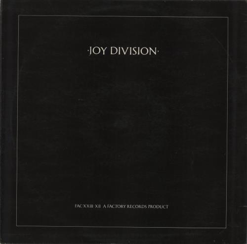 "Joy Division Love Will Tear Us Apart - 1st - VG 12"" vinyl single (12 inch record / Maxi-single) UK JOY12LO773470"