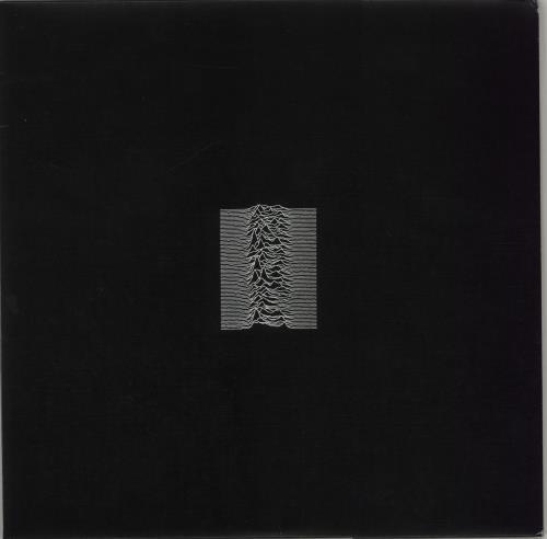 Joy Division Unknown Pleasures - 180gm Vinyl vinyl LP album (LP record) US JOYLPUN460235