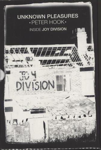 Joy Division Unknown Pleasures: Inside Joy Division book UK JOYBKUN775556