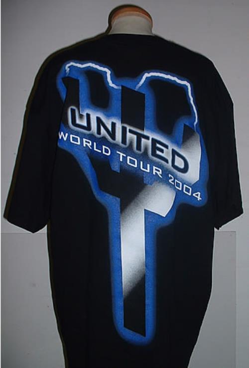 Judas Priest United World Tour 2004 Us T Shirt 328536