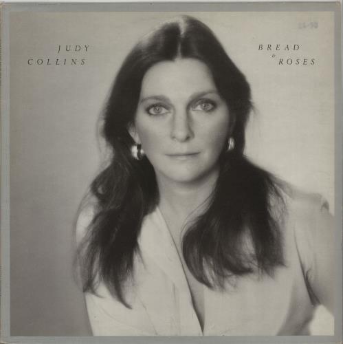 Judy Collins Bread & Roses vinyl LP album (LP record) UK JUCLPBR657758