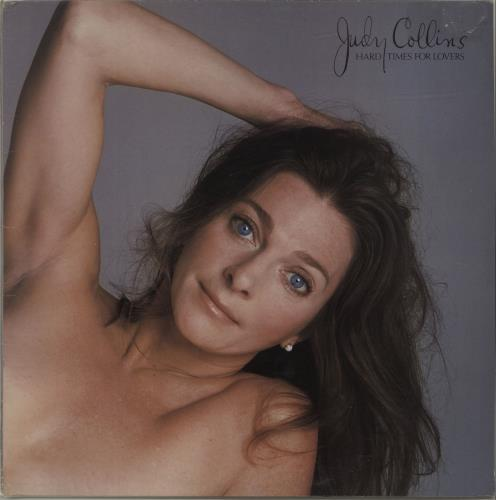 Judy Collins Hard Times For Lovers vinyl LP album (LP record) UK JUCLPHA430193